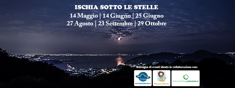 Ischia sotto le stelle